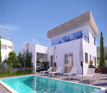 PAPHOS VILLAS TO BUY