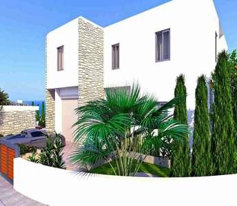 Seaside property in Paphos