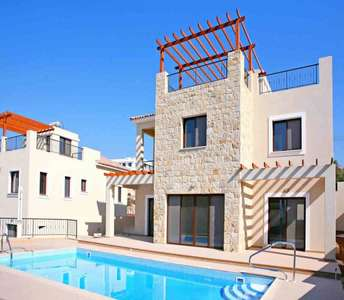 Seaside houses with swimming pool Limassol