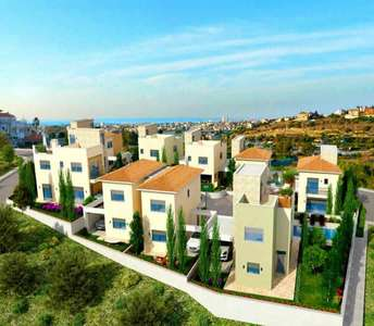 HOUSES FOR SALE MESOVOUNIA LIMASSOL