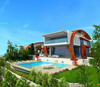 LUXURIOUS VILLAS FOR SALE LIMASSOL