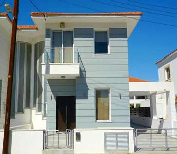 BUY BEACHFRONT HOUSE IN LARNACA