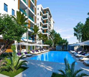 SEA VIEW APARTMENTS TO BUY LIMASSOL