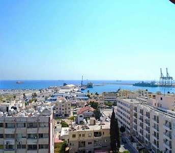Sea view apartment in Larnaca
