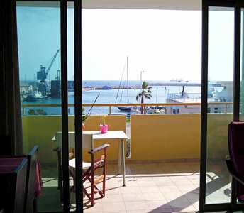 SEA VIEW PENTHOUSE LARNACA