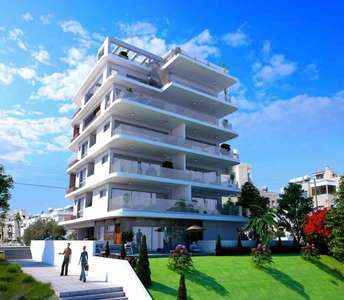 SEA VIEW PROPERTIES IN LARNACA