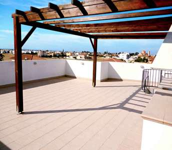 LARNACA SEA VIEW PENTHOUSE FOR SALE