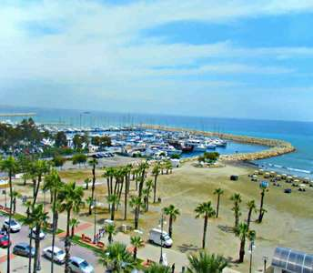 SEAFRONT APARTMENT FOR SALE CYPRUS