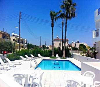 BEACHSIDE APARTMENTS FOR SALE IN LARNACA
