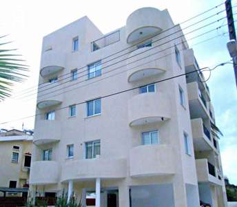 BUY 1-BEDROOM APARTMENT CITY CENTER LARNACA