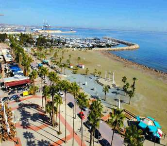 BUY SEAFRONT APARTMENT IN LARNACA