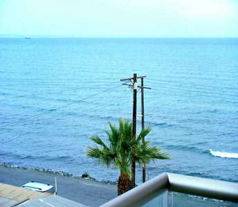 BEACHFRONT INVESTMENT PROPERTY LARNACA