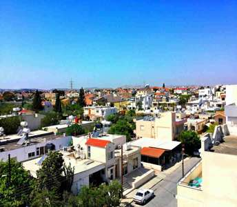 CITY CENTER LARNACA PENTHOUSE FOR SALE