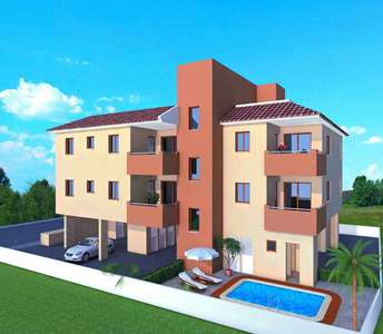 APARTMENTS FOR SALE IN KITI LARNACA