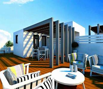 BUY PENTHOUSES IN LARNACA