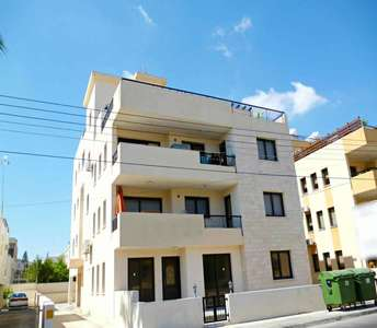 BUY 1-BEDROOM APARTMENT LARNACA