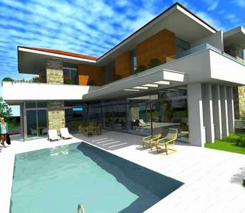 LUXURY VILLA FOR SALE IN LARNACA