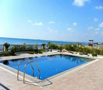 SEAFRONT VILLA FOR SALE IN LARNACA