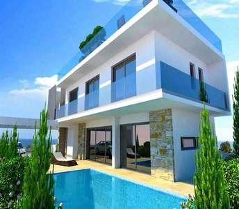 Λάρνακα σπίτι με πισίνα