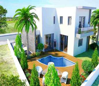 BEACHSIDE HOUSE FOR SALE IN LARNACA