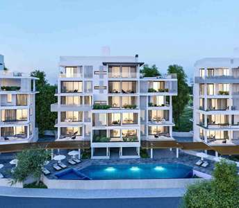 FLATS FOR SALE CITY CENTRE PAPHOS