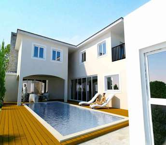 House in Larnaca with swimming pool