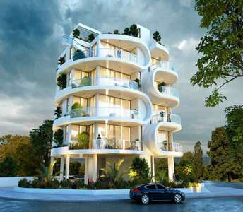 MODERN FLATS FOR SALE IN LARNACA