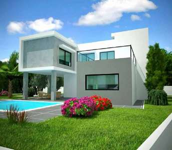 HOUSE FOR SALE IN AKROUNTA LIMASSOL