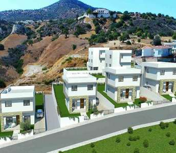 HOUSES FOR SALE FINIKARIA LIMASSOL