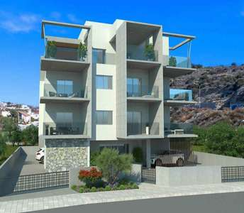 APARTMENTS IN AYIOS ATHANASIOS LIMASSOL