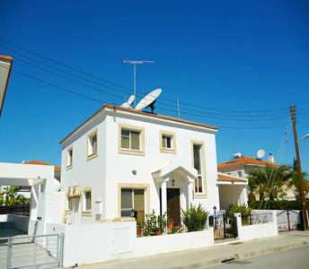 HOLIDAY HOME FOR SALE IN LARNACA