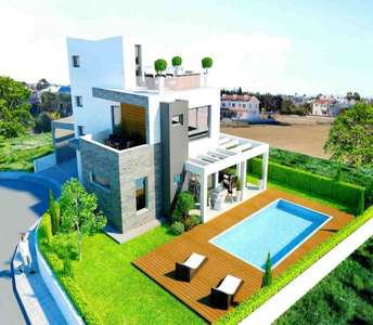 BEACH HOME FOR SALE IN LARNACA