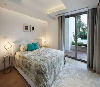 Beachfront apartment in Limassol