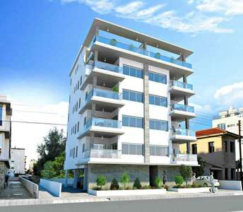 APARTMENTS FOR SALE VERGINA LARNACA