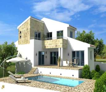 VILLAS FOR SALE IN PISSOURI LIMASSOL
