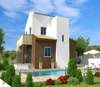 Pissouri villas for sale