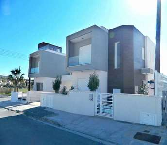 Brand new houses for sale in Limassol