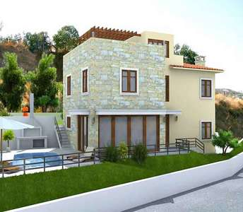 HOUSE FOR SALE ASGATA LIMASSOL