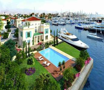 Properties for sale in Limassol marina