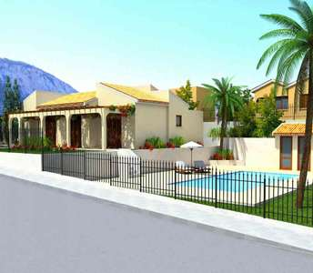 HOUSES FOR SALE TRIMIKLINI LIMASSOL