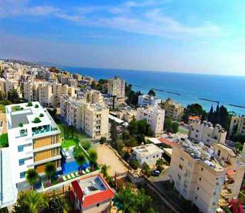 LIMASSOL SEA VIEW PENTHOUSE FOR SALE