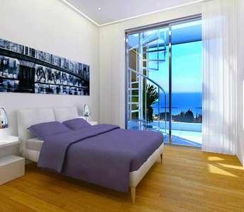 Апартамент в Лимассоле вид на море