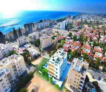 Seaside properties in Limassol