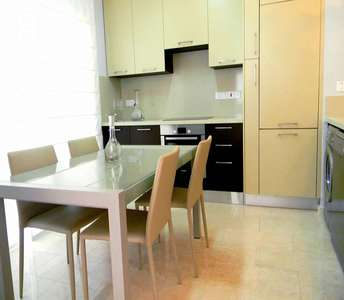 Limassol beach flat for sale