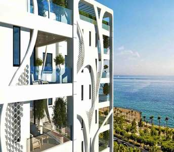 Seafront properties for sale Limassol