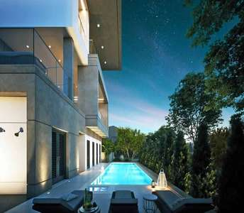 Seaside apartments in Limassol