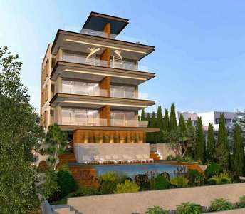 APARTMENTS IN LIMASSOL TOURIST AREA