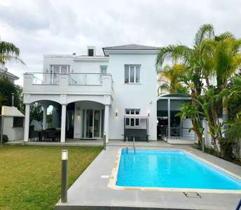 BEACH VILLA FOR SALE LIMASSOL