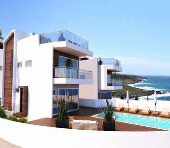 BUY BEACHFRONT VILLA IN PAPHOS