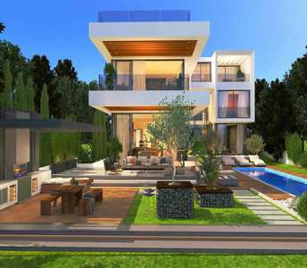 BUY LUXURY VILLA IN PAPHOS